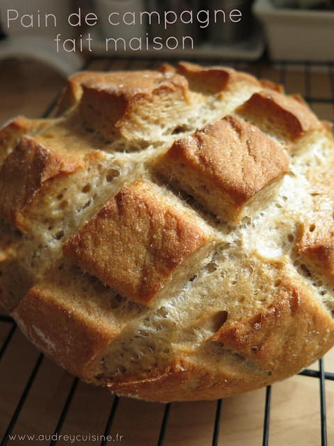 pain de campagne Marlette