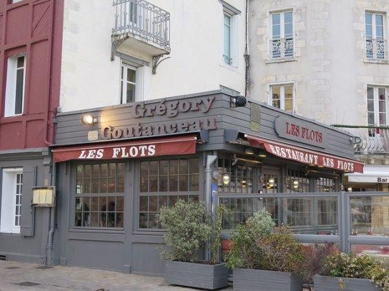 Les Flots, 1 rue de la Chaîne - La Rochelle