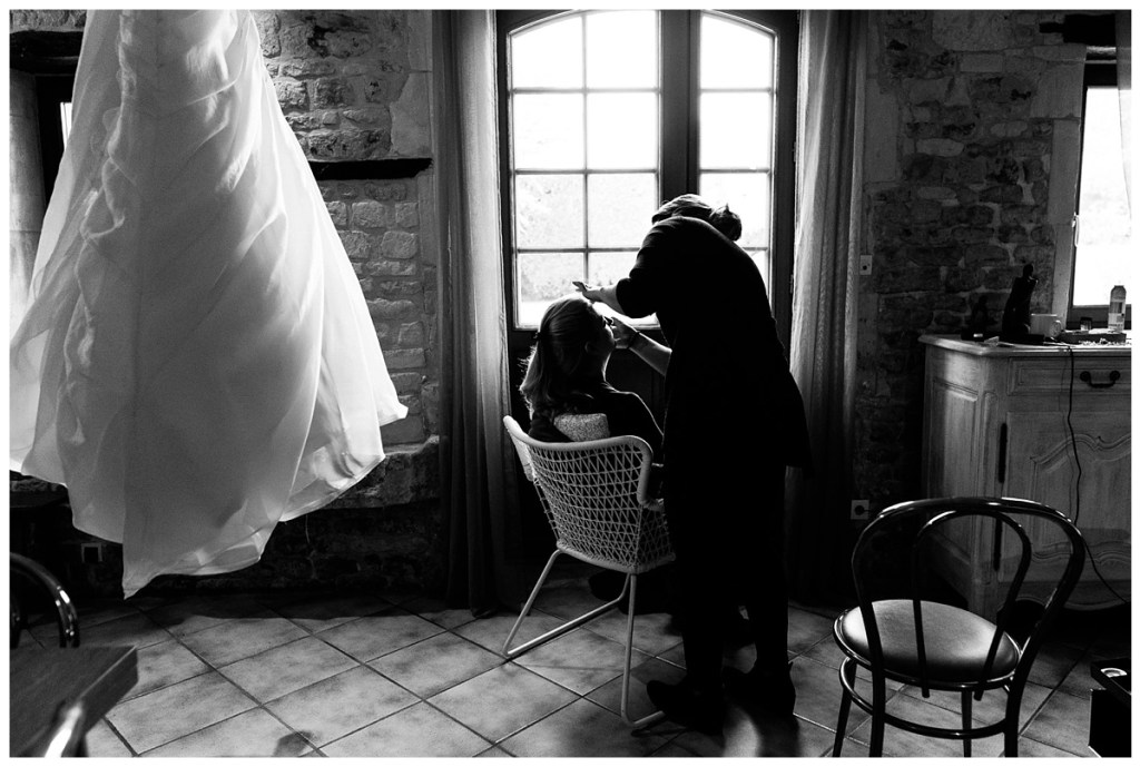 préparatifs de la mariée, audrey guyon photographe mariage calvados