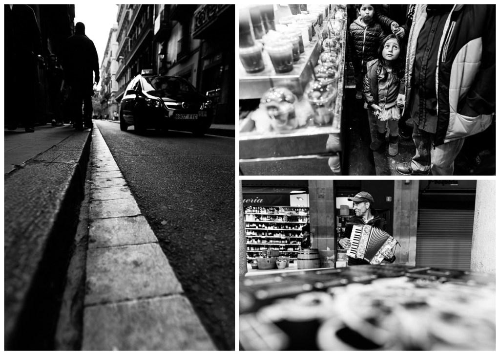 rues barcelone