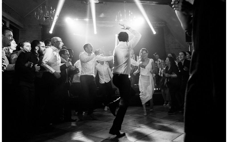 Mariage juif à la ferme de la vignette dans le Calvados