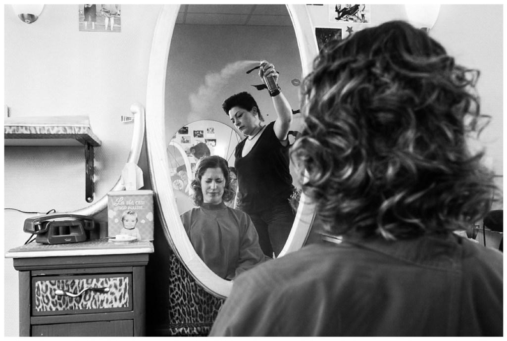 coiffure mariage