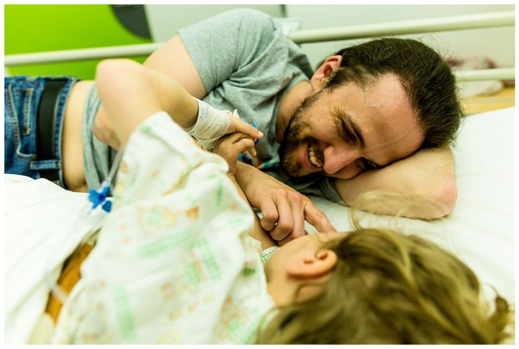 reportage photo à l'hôpital. par audrey guyon
