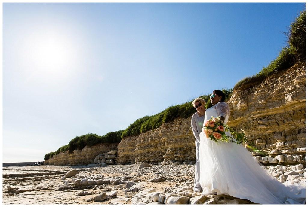 mariage plage ile de re