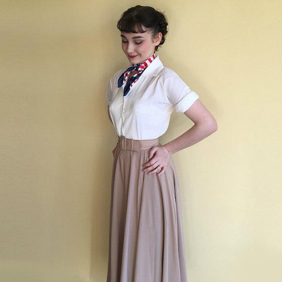 Audrey Hepburn White shirt from Roman holiday