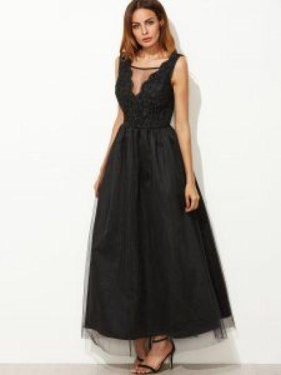 Audrey Hepburn Breakfast At Tiffany's Black Dress