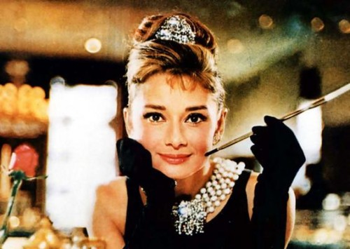 breakfast at tiffany s costume makeup hair audrey hepburn tribute