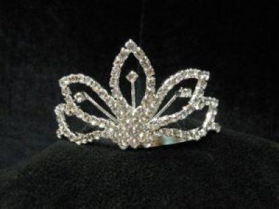 Audrey Hepburn Breakfast at tiffany's tiara mini