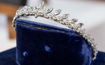 Audrey Hepburn tiara