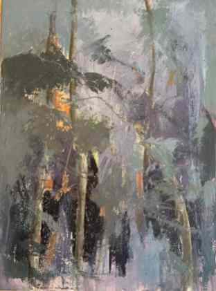 Tree Study 1 by Audrey Imber