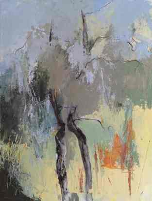 Tree Study 3 by Audrey Imber