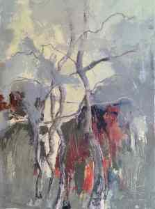 Tree Study 2 by Audrey Imber