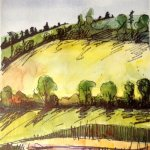 Rape Fields 2 by Audrey Imber
