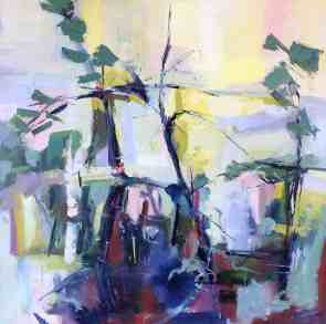 Three Trees by Audrey Imber