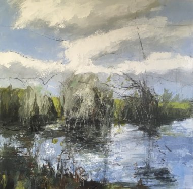The Ouse, York Audrey Imber