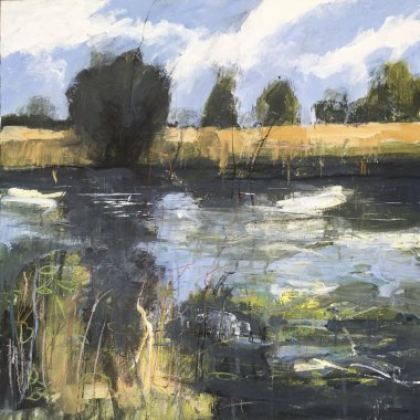 The Ouse at Danish Camp
