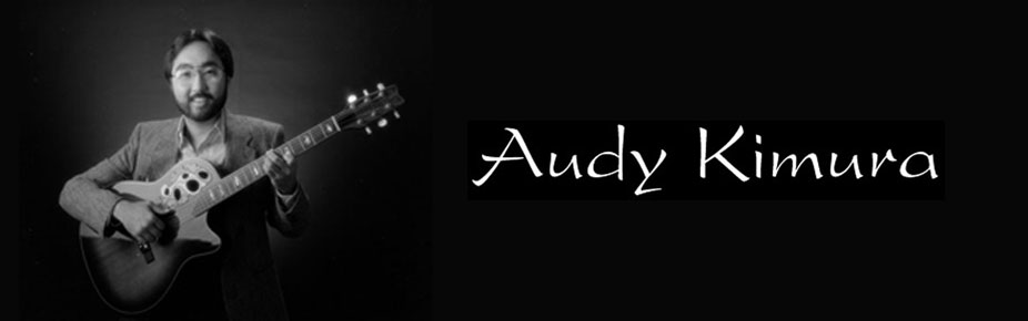 Audy Kimura