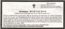 Hermann Mirtschin