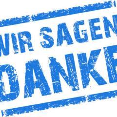 PV Wahl 2019: Wir sagen DANKE!