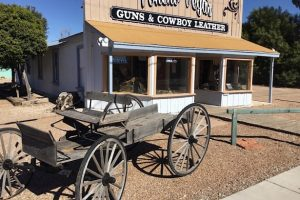 Guns, Cowboys in Tombstone