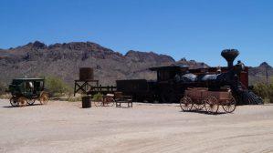 alte Eisenbahn Old Tucson