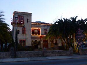 Historische Gebäude Saint Augustine Florida
