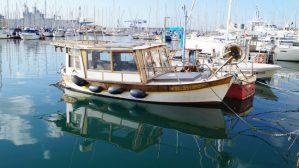 Ruhe am Hafen von Toulon