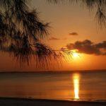Sonnenuntergang auf Sansibar