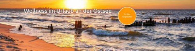 Ein Wellnessurlaub an der Ostee
