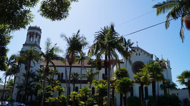 Santa Barbara - in Kalifornien testen wir die Revolut Kreditkarte aus Metall