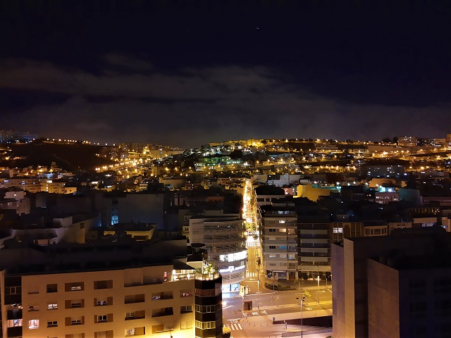 Aussicht auf Las Palmas