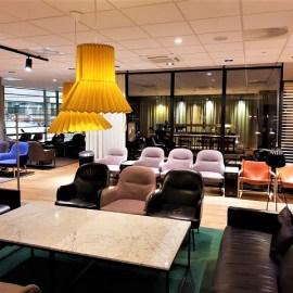 Lounge von Scandinavian Airlines
