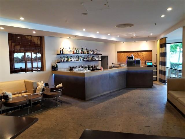Bar im Hotel