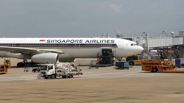 Singapore Airlines – in Economy beginnt der Komfort