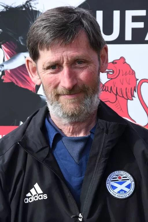 Billy Duthie - Assistant Coach