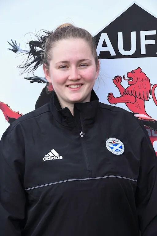 Caron McIntyre - Midfielder