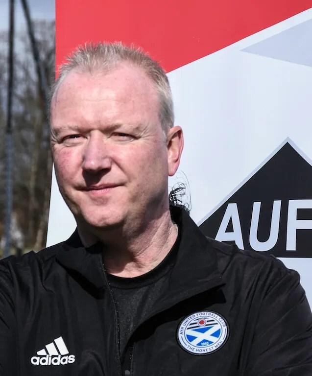 David Danaher-Ladies Head Coach
