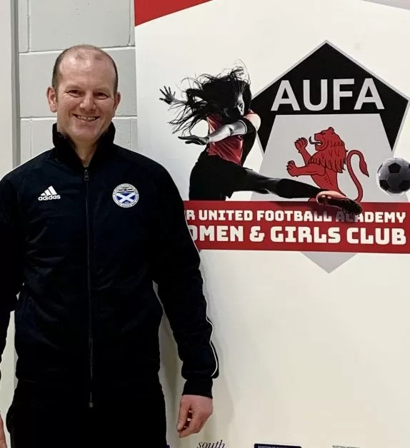 Jim Stevenson Junior Goalkeeping Coach