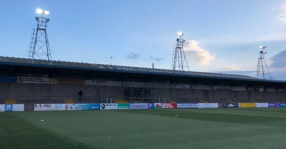 forfar stadium