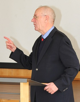 Prof. Christian Möller, Heidelberg