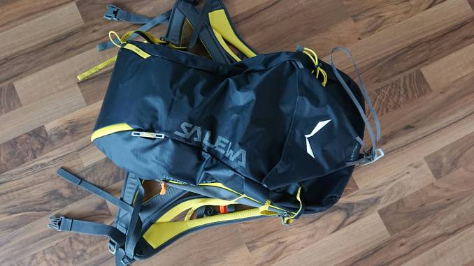 salewa, train, winter, skimo, skitour