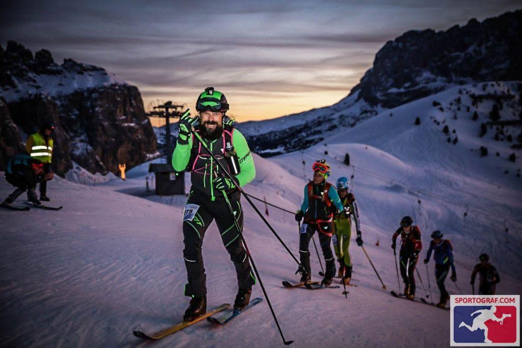 sellaronda, skim, Skimarathon, dynafit, val, gardena