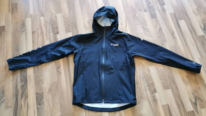 Columbia, Montrail, Rogue, Runner, Windjacke, running