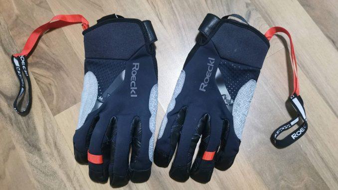 Roeckl, Karwendel, Handschuhe, skitour