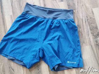 Dragon, Shorts, Hosen, Montane, Laufen, Trailrunning, Running