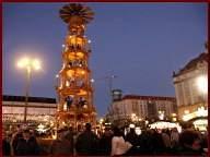 Weihnachtsmarkt Dresden Striezelmarkt