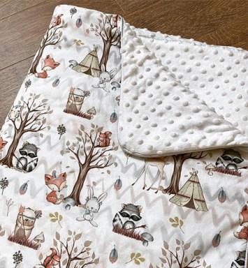 couverture hiver bébé made in France