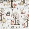 tissu-coton-motifs-animaux-de-la-foret