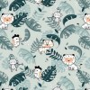 tissu-coton-motifs-lions-et-singes