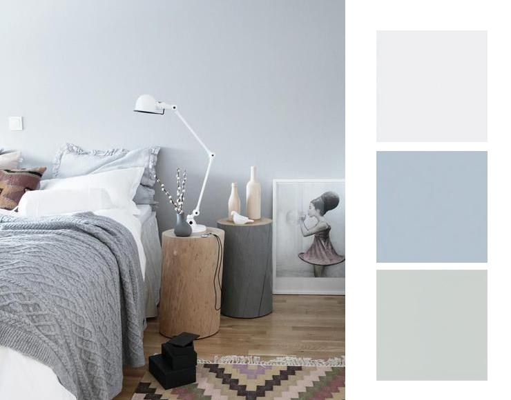 Deco Scandinave Pastel Chambre